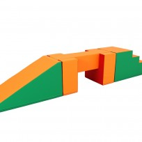 IGLU Soft Play komplekts SET Bridge 5 (5 formas)